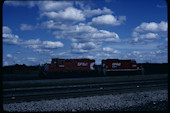 CP GP9r 8252 (09.2003, Smiths Falls, ON)