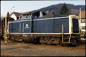 DB 212 144 (10.12.1991, Hausach)