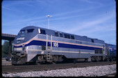 AMTK P42DC  105:3 (15.09.1999, Richmond, VA)