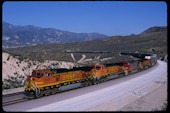 BNSF C44-9W 5335 (18.05.2008, Cajon Pass MP57, CA)