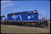 CEFX SD40-2 3165 (27.09.2011, Chattanooga, TN)