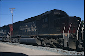 SP SD40T-2 8328 (10.05.1997, Truckee, CA)