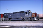 SP SD40T-2 8336 (02.10.1999, Yermo, CA)