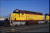 USRC SD40-2 3000 (10.07.2010, Iron Springs, UT)