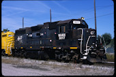 WAMX GP38 3817 (18.09.2008, Kansas City, KS)